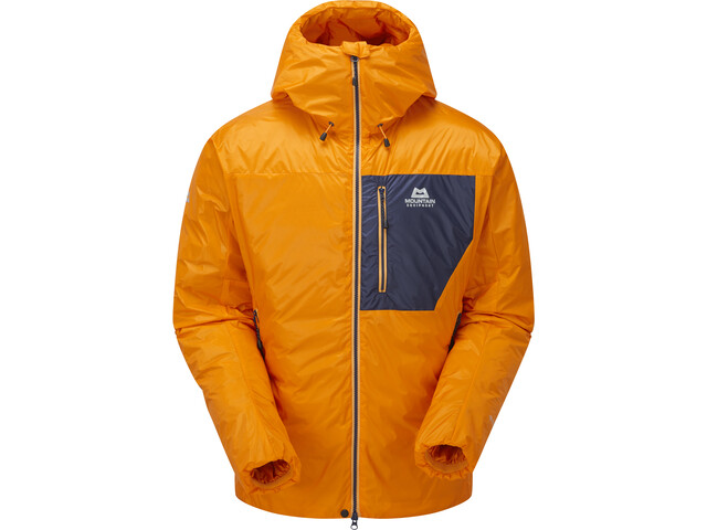 Mountain Equipment Xeros Jacket Men mango/medieval